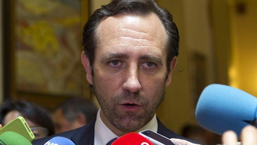 """Bauzá quiere volver a presidir el PP y Baleares tras """"aprender de errores"""""""