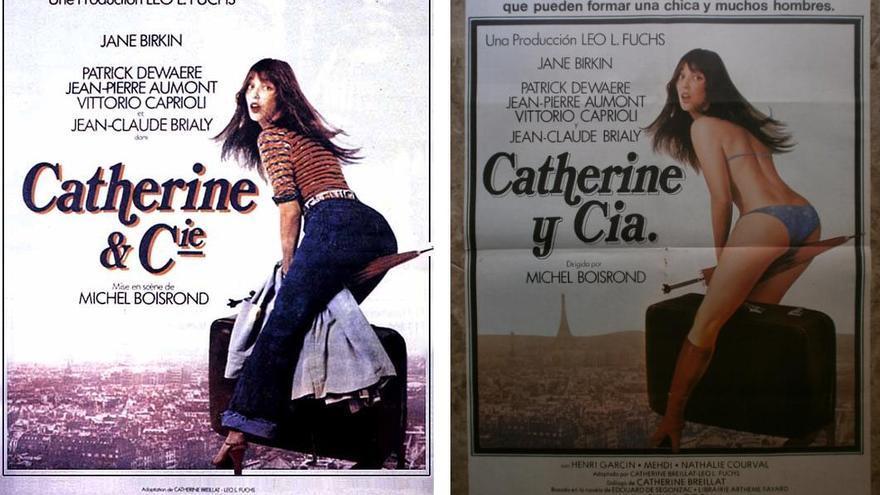 Jane Birkin, antes y después de la censura