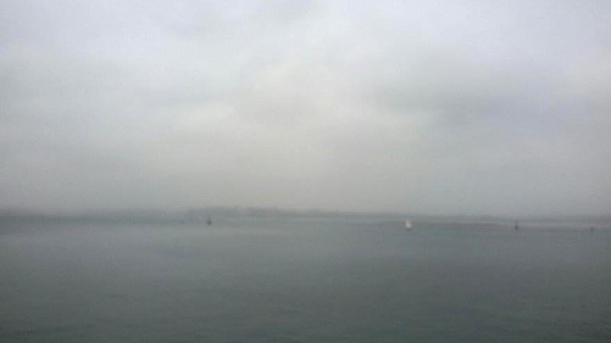 Bahía de Santander.