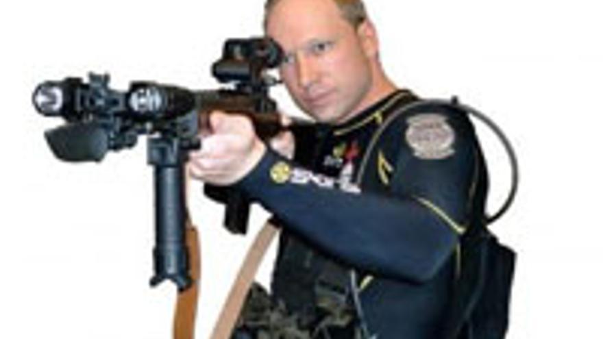 Breivik, una chinita en el zapato derecho.