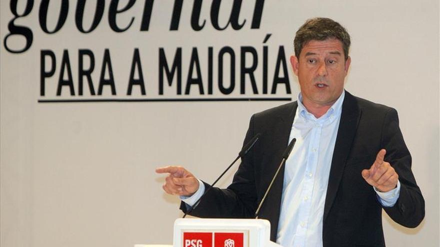 Besteiro condena la agresión en Ourense y desea que no haya mas violencia de género