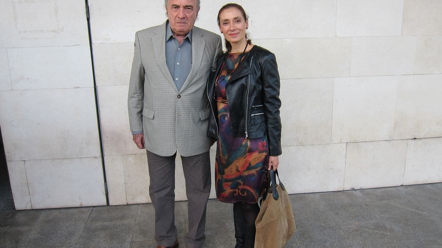 Podemos-Compromís ficha al expresidente valenciano Albiñana para el Senado y a la actriz Rosana Pastor para el Congreso