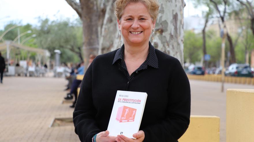 La autora del libro 'La prostitución en el corazón del capitalismo' /Foto: R.S.