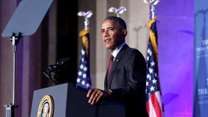 Obama intervendrá en el funeral de Simón Peres