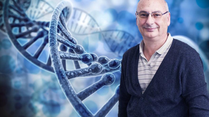 Francisco Mojica, el investigador de la Universidad de Alicante que dio los primeros pasos necesarios para la edición del genoma con la nueva herramienta CRISPR.