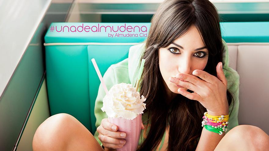 Almudena Cid, de gimnasta a actriz