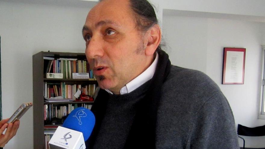 Silvio Navalón, nombrado por IU Extremadura secretario local de Badajoz