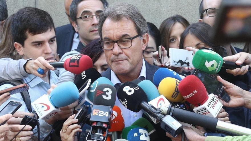 Artur Mas asegura que habrá acuerdos finalmente con el Gobierno aunque Cataluña declare la independencia unilateral