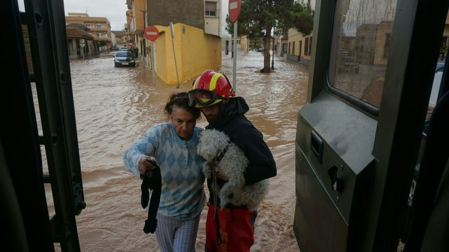 Unas 3.000 personas participan desde este lunes en Cantabria en un simulacro de inundaciones de la UME