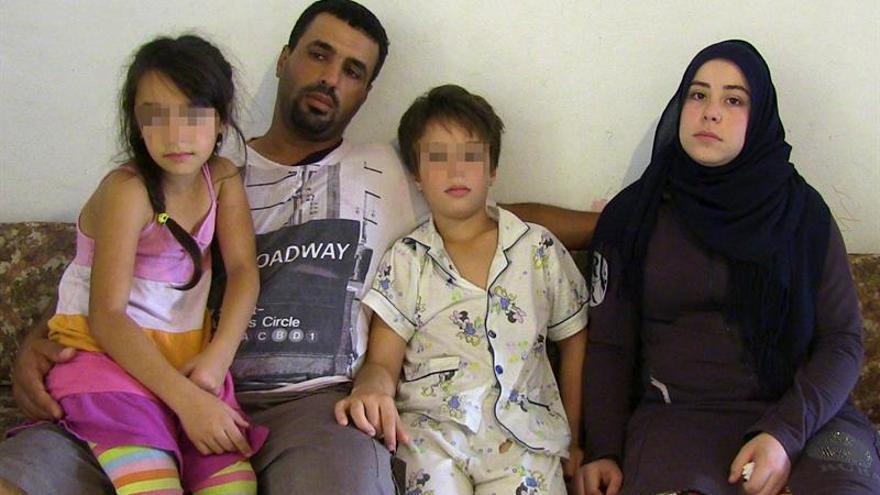 Agencias humanitarias lanzan una cartilla para los refugiados en el Líbano