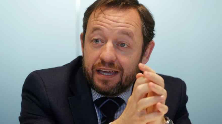 Francisco de la Torre (Cs) oficializa su renuncia al acta de diputado