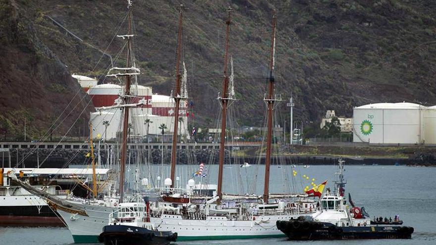 Un buque escuela de la Armada Española visitará Puerto Rico