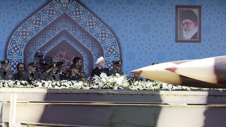 Irán insiste en que nada detendrá el desarrollo de su programa de misiles