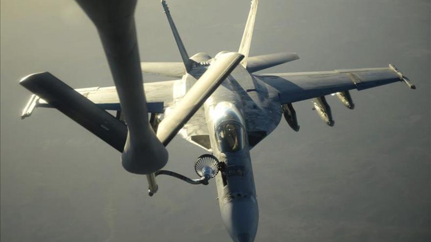 EE.UU. lanza siete ataques contra el EI en Siria y otros dos en Irak