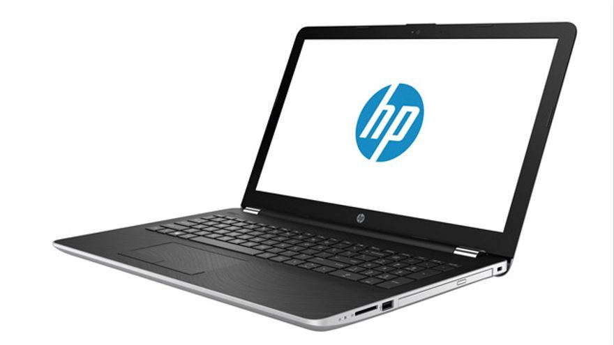 Portátil HP 15-bs103ns, i5, 8 GB, 1TB, AMD Radeon 520 Graphics 2 GB.
