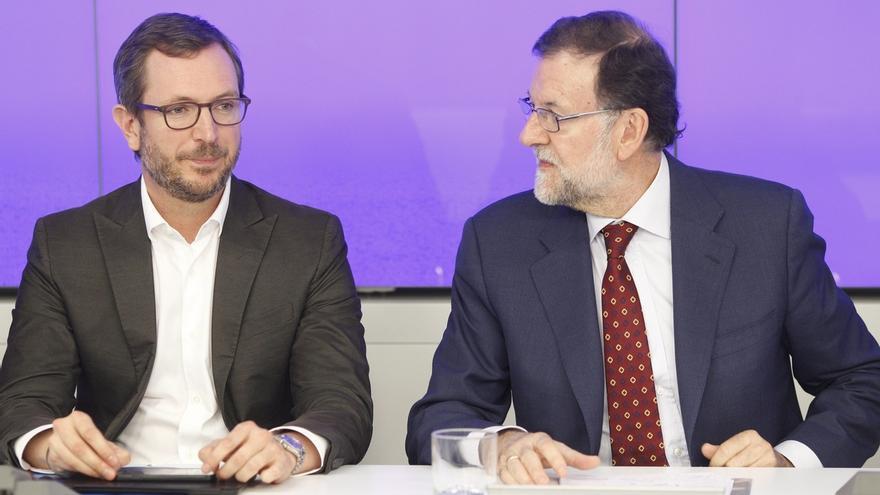 """El PP dice, tras la reunión Rajoy-Urkullu, que """"ojalá"""" Puigdemont también pactara respetando las """"reglas del juego"""""""