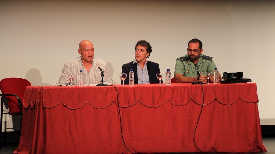 Perico Delgado habló de ciclismo sin riesgo. Foto: JOSÉ AYUT.