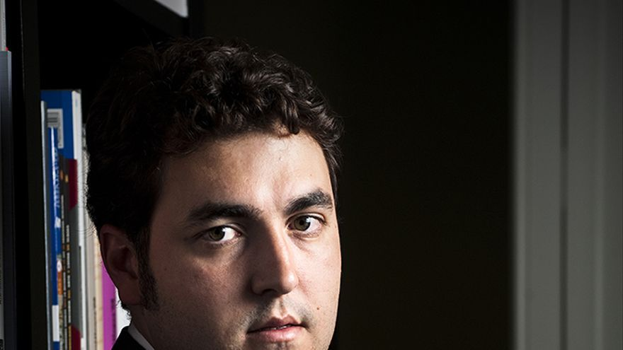 El economista Jonás Fernández. FOTO: Luis Camacho