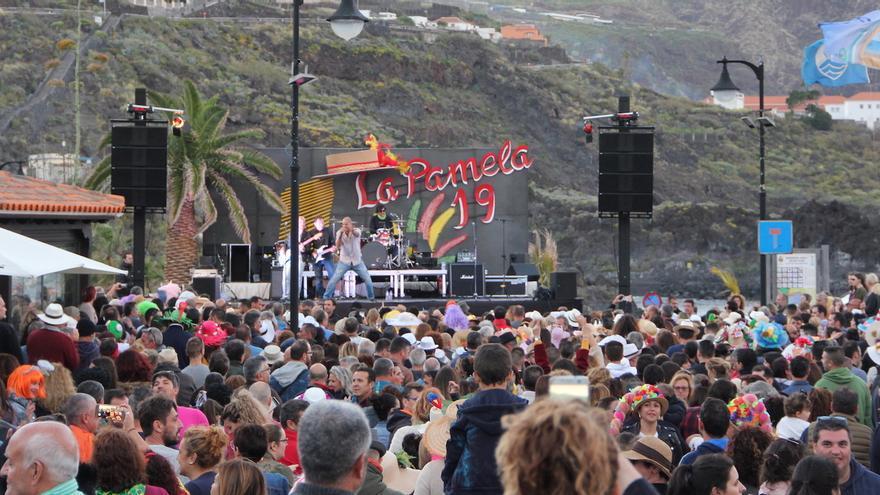 Imagen de archivo de la Fiesta de La Pamela.