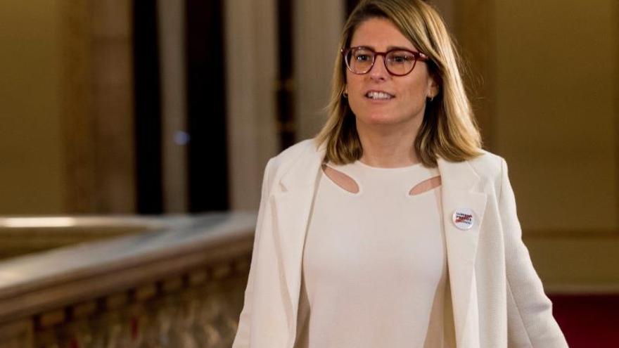 """Artadi augura que Puigdemont será investido """"ahora o más adelante, seguro"""""""