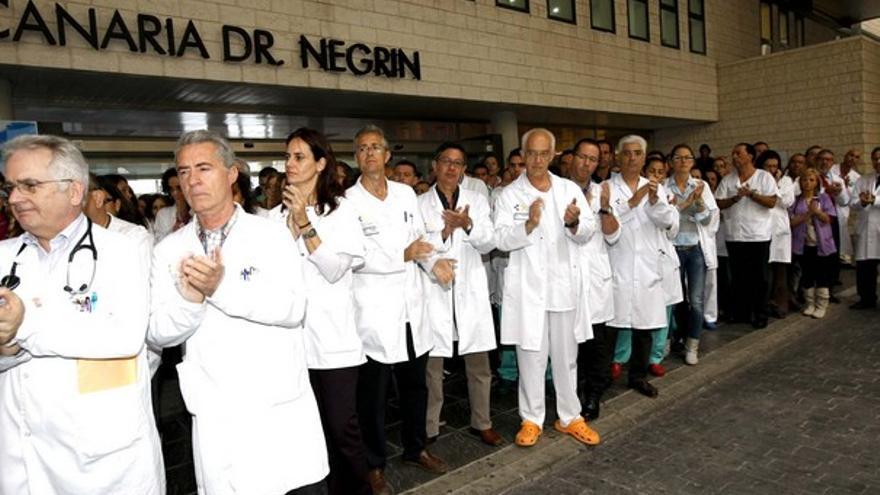 De la concentración de médicos #2