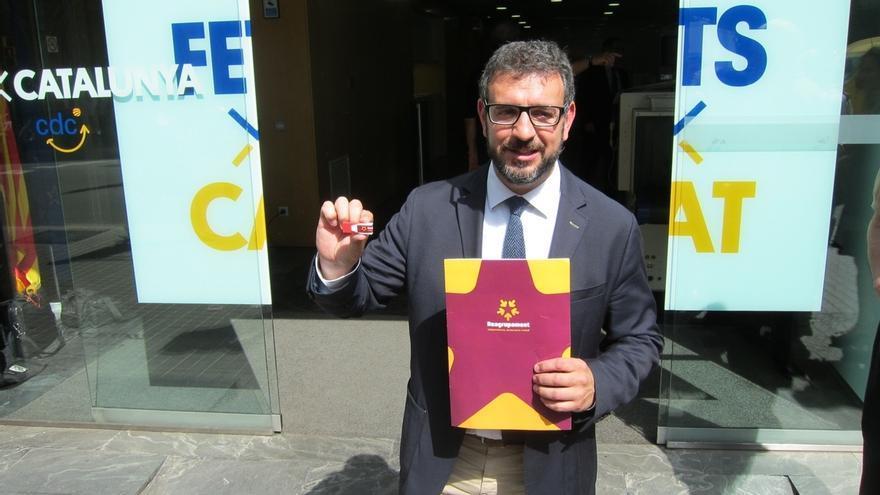 Ignasi Planas presentará candidatura para ser coordinador general del PDC