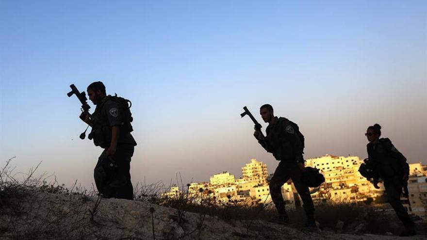 Más de 50 palestinos detenidos en Jerusalén por disturbios