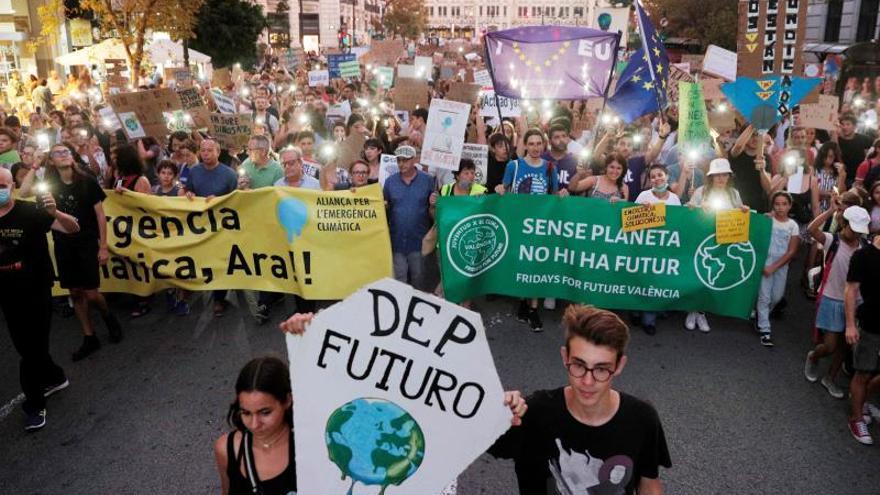 Los españoles perciben que la crisis climática es real, pero reversible