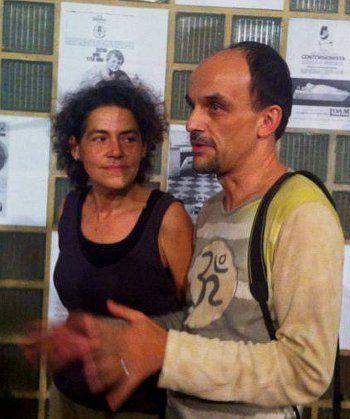 Almudena Mora y Max Meier, coordinadores de la exposición
