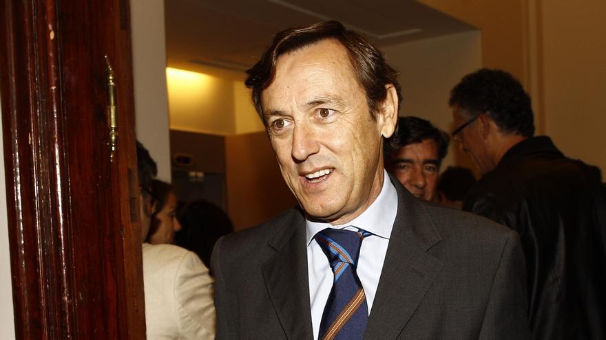 Hernando (PP) dice que de la Serna es quién tiene que decidir si se va