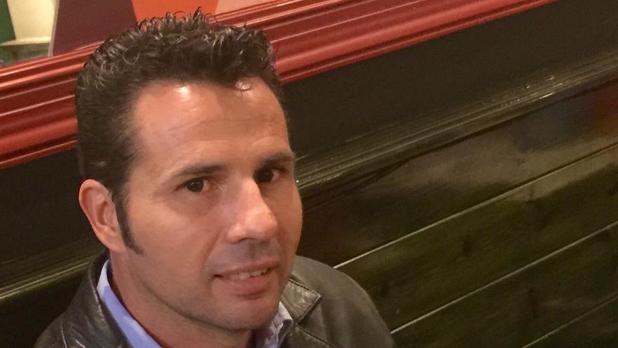Mario Gómez, el rostro de Ciudadanos en Murcia / MJA
