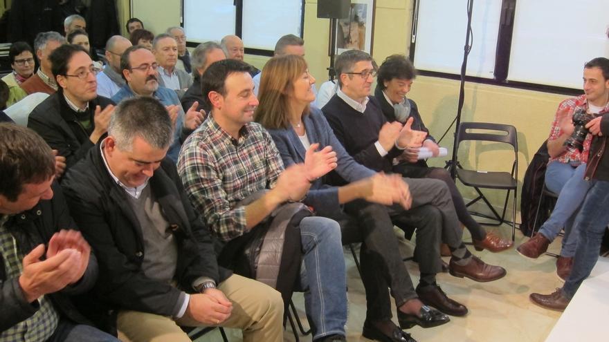 """Patxi López (PSOE) acusa a Rajoy de """"esconderse y tener miedo a la verdad, a Pedro Sánchez y a la democracia"""""""