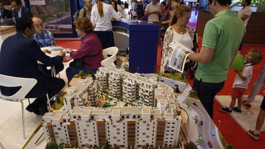 La compra de viviendas crece un 15 % en el segundo mejor trimestre desde 2010