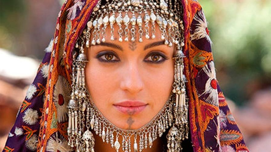 Primeras fotos de María Valverde en la superproducción 'Exodus: Dioses y reyes'