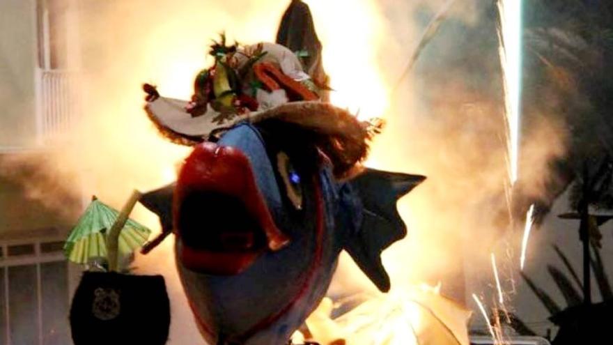 Barlovento evoca la 'Sardinísima' con actos simbólicos por la pandemia
