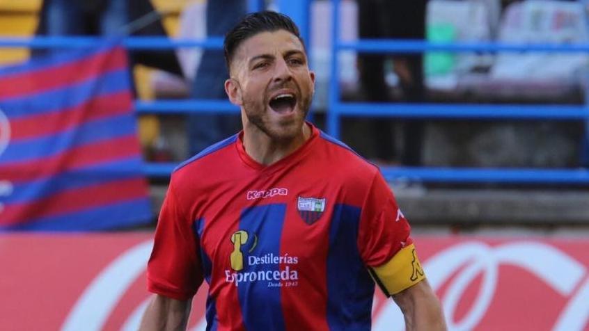 El CD Tenerife cierra su segundo fichaje con la llegada de Gio Zarfino
