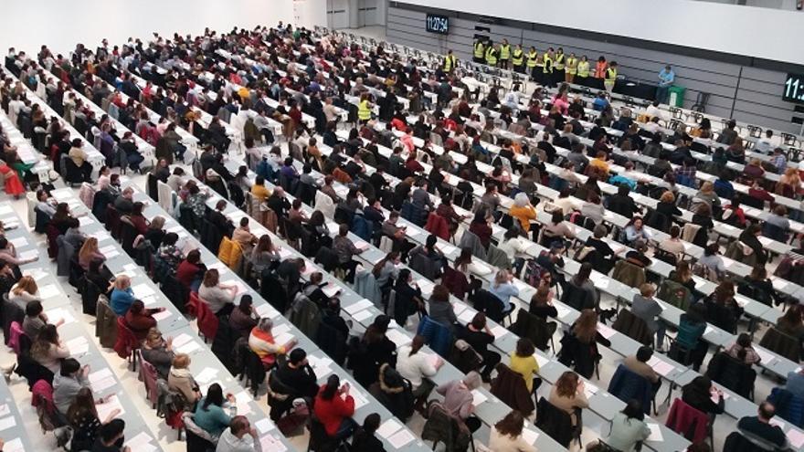 Más de 2.800 personas optan a las 101 plazas de la próxima OPE Del Instituto Foral de Bienestar Social de Álava