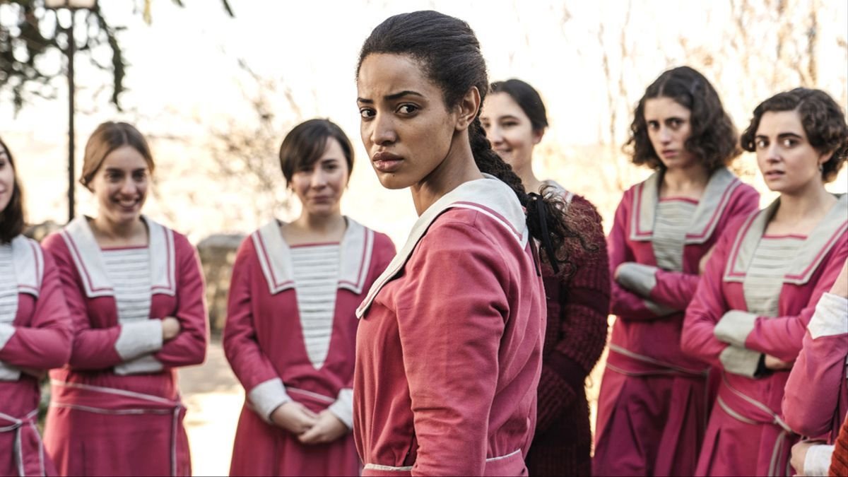 Dariam Coco interpreta a la nueva alumna de 'La otra mirada'