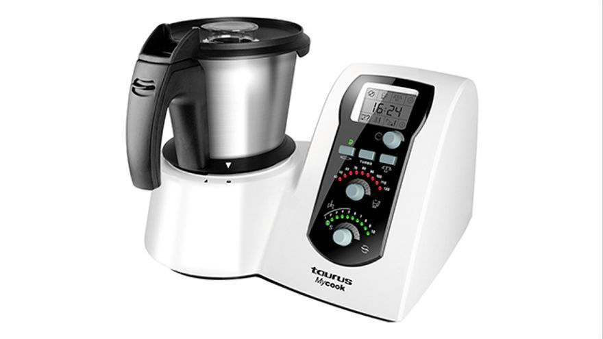 Siete ventajas de utilizar un robot de cocina - Robot de cocina taurus mycook 59 precio ...