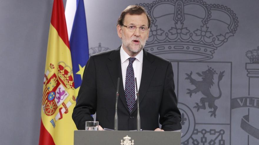 Rajoy responderá este lunes en Béjar (Salamanca) a la moción independentista