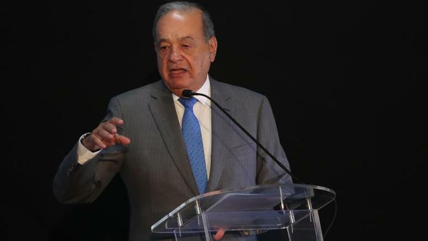 Carlos Slim destaca potencial de El Salvador para recibir inversión privada