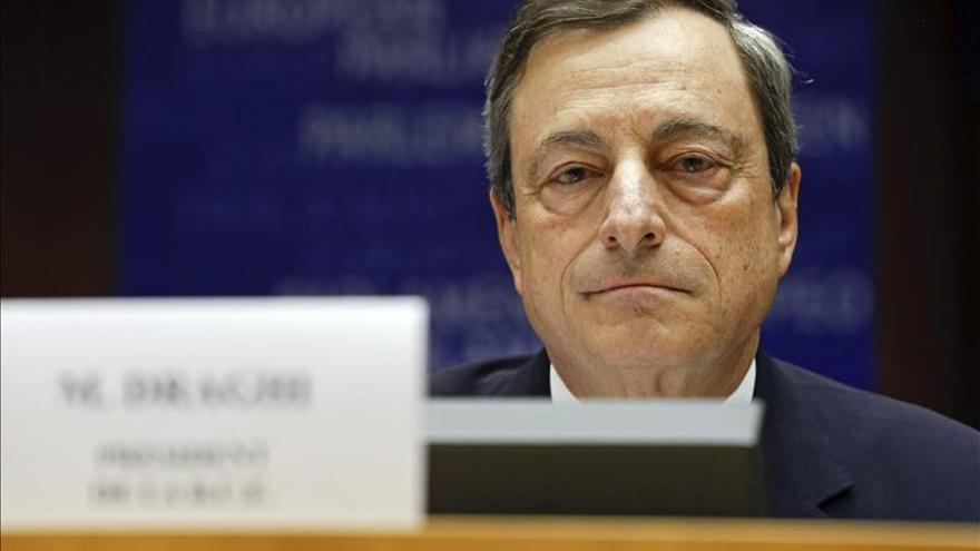 """BCE: compras de deuda han tenido un """"impacto significativo"""" en los mercados"""
