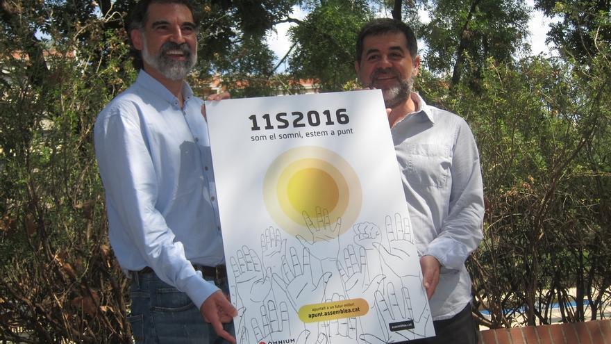 Los alcaldes de Barcelona, Salt y Berga prevén ir a sus manifestaciones de la Diada