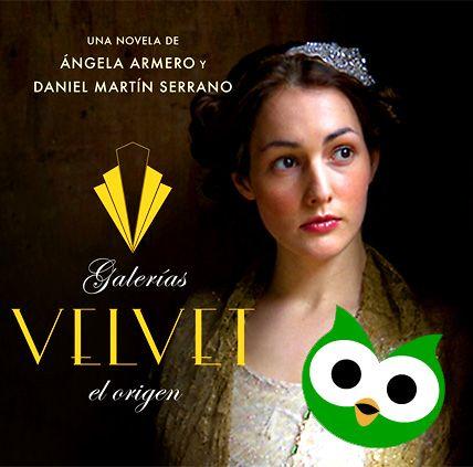 Libro de la serie 'Velvet'