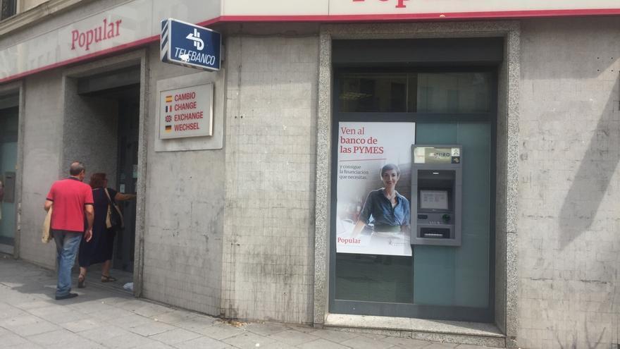 Banco Popular manipuló su solvencia al ocultar la financiación de acciones propias, según un informe pericial