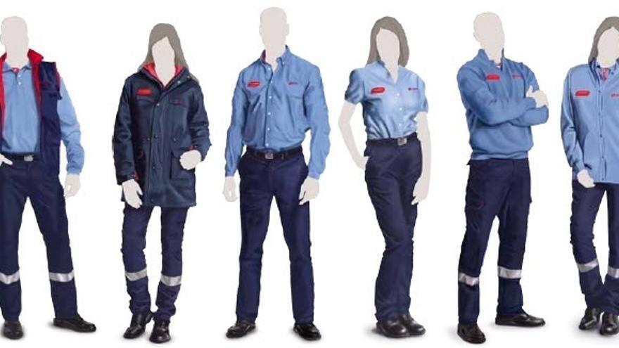 Cepsa moderniza el vestuario de unos 8.000 profesionales de sus estaciones de servicio