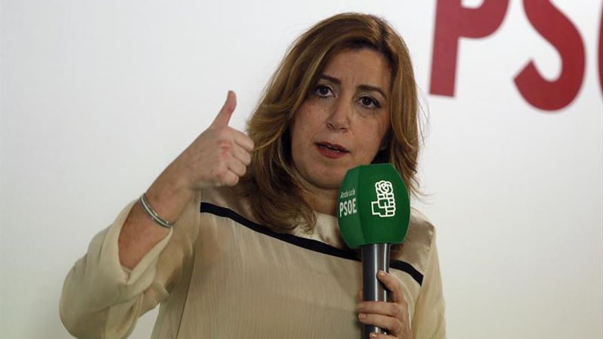 PSOE y Cs eximen a Díaz de responsabilidad política por los cursos de formación
