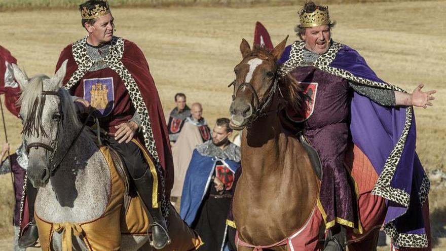La Batalla de Atapuerca, la lucha fratricida que cambió la historia de Castilla