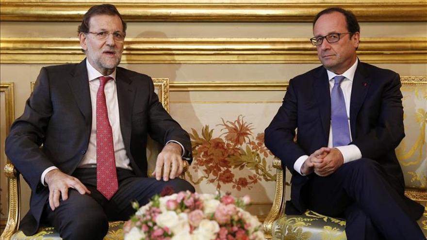 Rajoy, Hollande y P.Coelho se citan en busca de fondos de la UE para interconexiones
