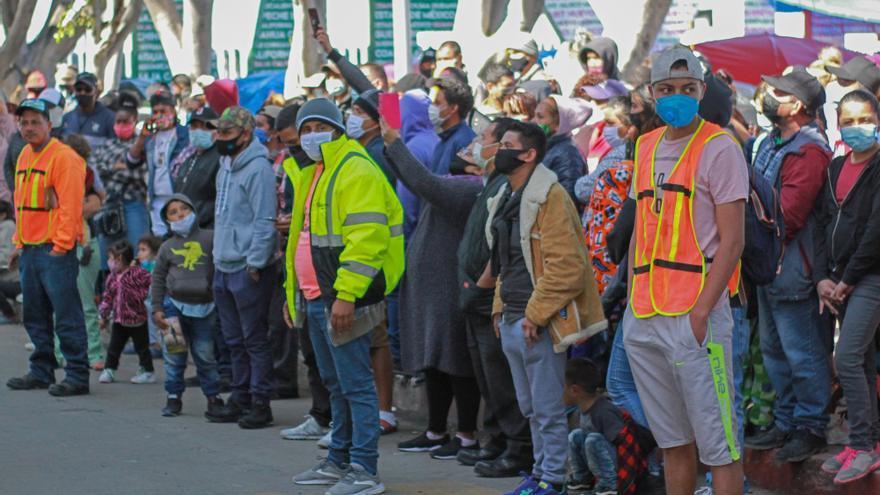 Tensión en las fronteras de México por flujo migratorio y políticas de EEUU